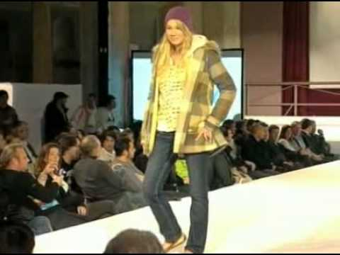 Roxy Clothing Fashion Show Fall/Winter 08/09