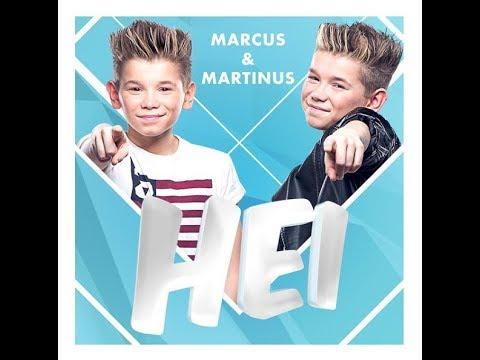 Hei - Marcus & Martinus (Lyrics - English/Español/Norsk)