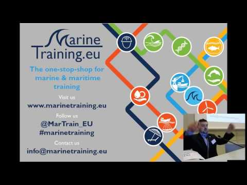 Thibaud Mascart - MarineTraining.eu, the one-stop-shop for marine and maritime training