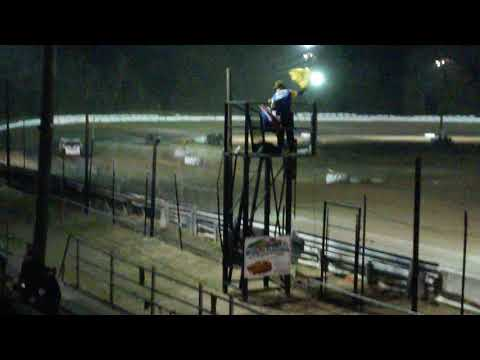 North Florida Speedway Winter Nationals 2-2-18 R. Fowler Heat Race