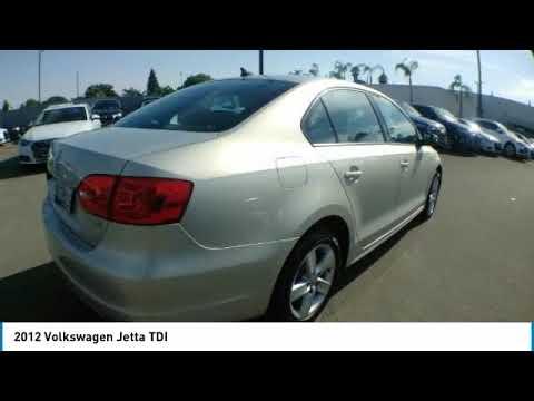 2012 Volkswagen Jetta Bakersfield CA U1107