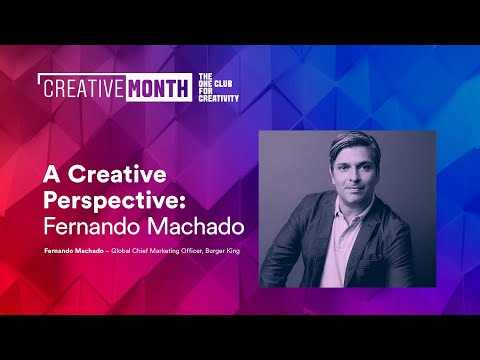 A Creative Perspective | Fernando Machado