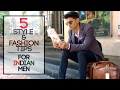 5 FASHION and STYLE TIPS for INDIAN MEN | Stylish Tips for Indian Men | Mayank Bhattacharya