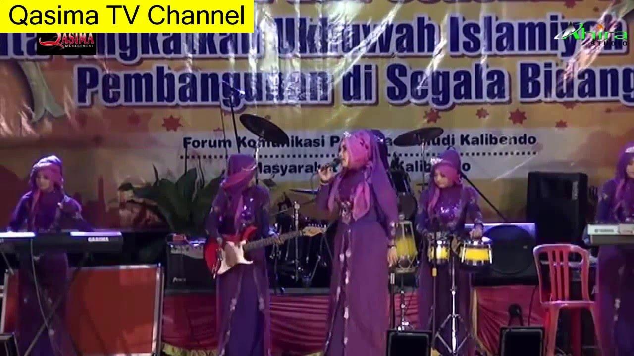 Qasima - Mawar Bodas _ Live Bandungan, Semarang - Qasima TV - YouTube