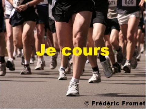 Je cours