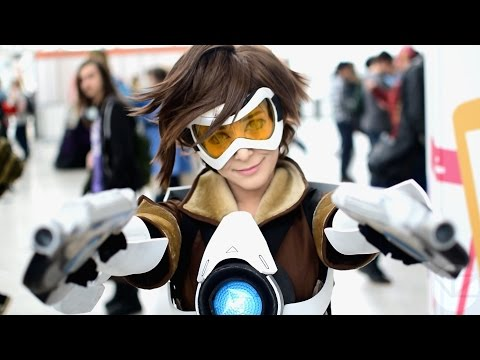 MCM London Comic Con May 2016 Cosplay Music Video