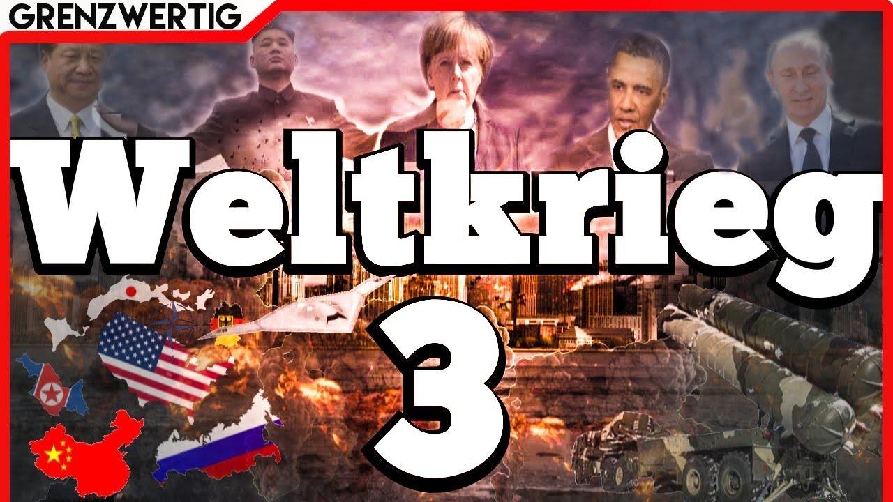Dritter Weltkrieg Wer Beginnt Die Apokalypse Weltkrieg 3 Youtube