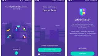Neighbourly app review in tamil