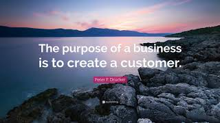 Learnings from Lifestorming: Lessons from Peter Drucker