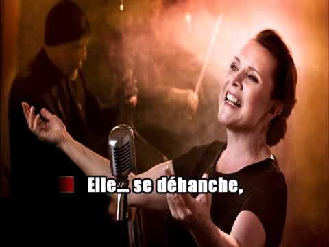 Karaoké Vaya con dios - Quand elle rit aux éclats .
