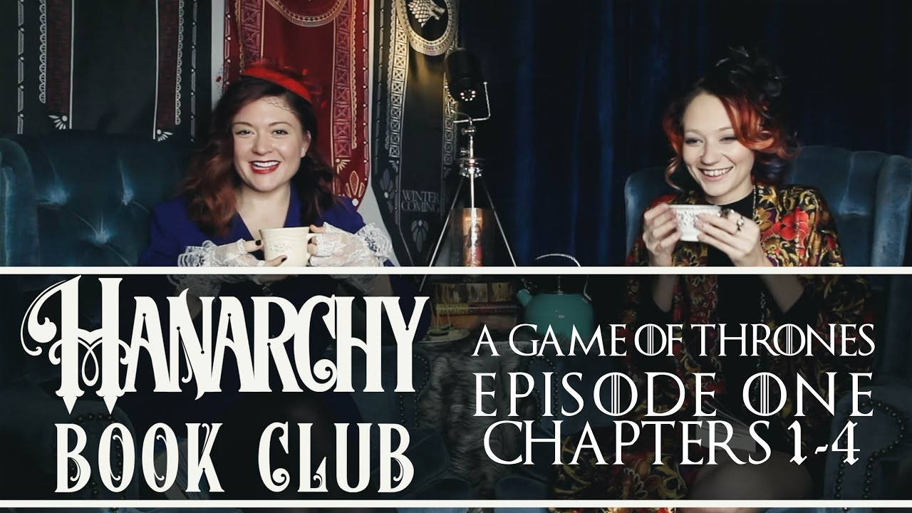 Hanarchy Book Club ASOIAF