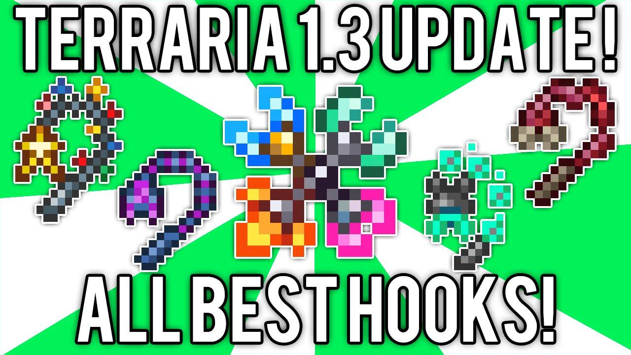 best hook in terraria