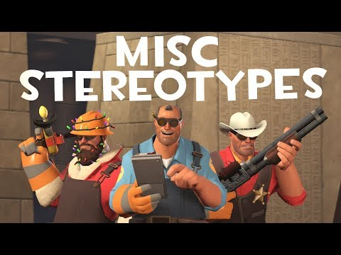 TF2 Misc Stereotypes! Episode 7: The Engineer