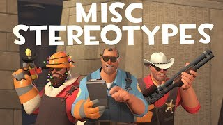 [TF2] Misc Stereotypes! Episode 7: The Engineer