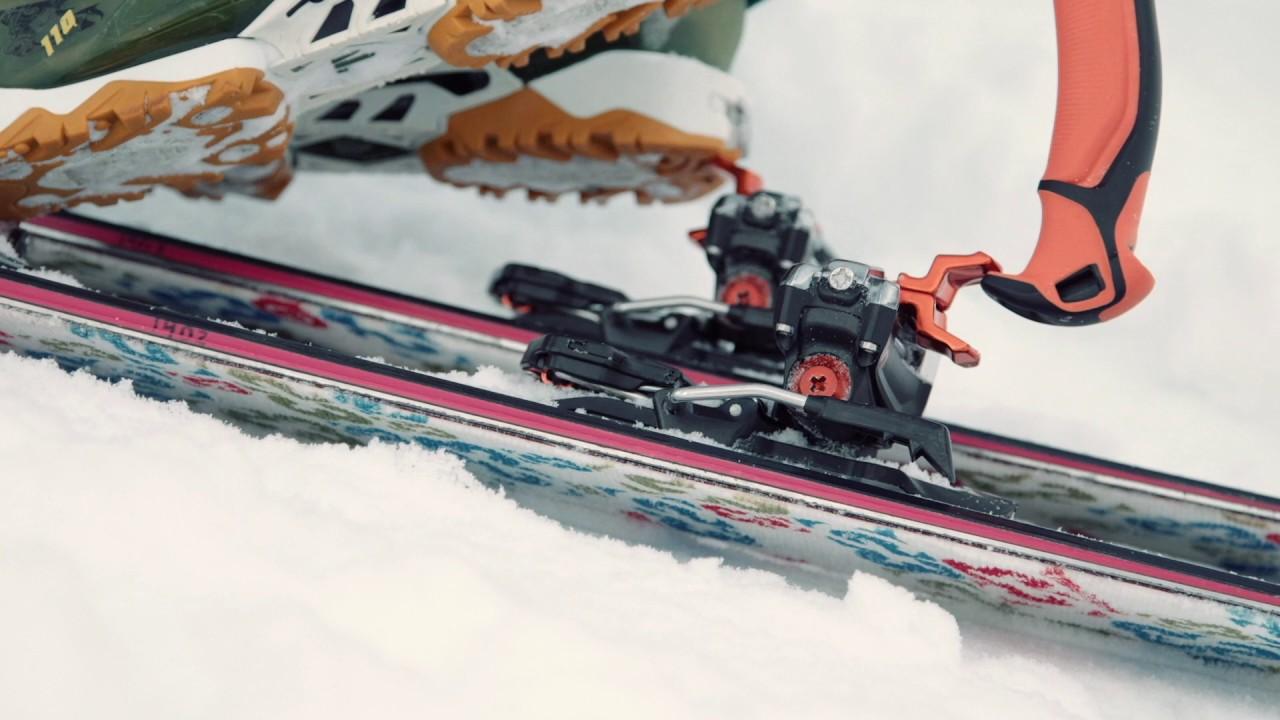 Choosing The Best Alpine Touring Binding - YouTube fbf6196cd53b