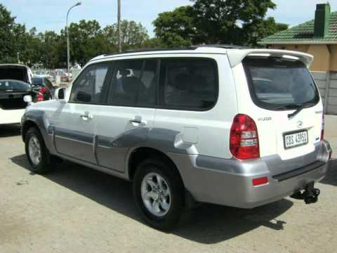 2005 Hyundai Terracan 2 9 Crdi 7seater Auto For On Trader South Africa