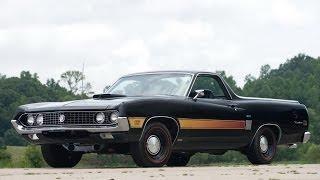 #390. Легендарные автомобили - Ford Ranchero