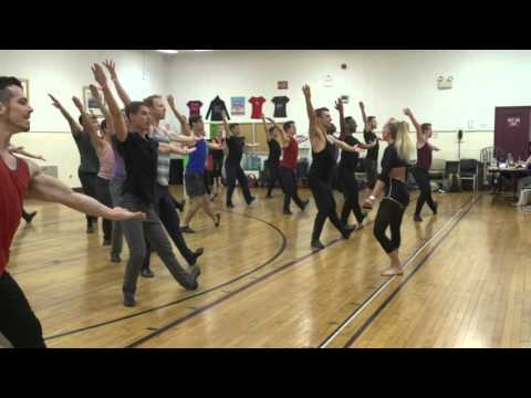 2015 Christmas Spectacular Male Dancer Auditions