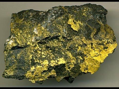 Como extraer el oro de una piedra mineria casera youtube for Cual es el color piedra