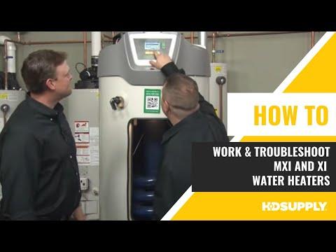 A.O. Smith - MXI and XI - HD Supply Facilities Maintenance