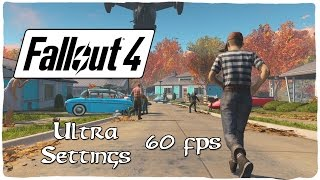 Gameplay FALLOUT 4 - PC ULTRA 60 FPS