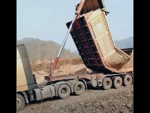 China truck fail compilation! ---Top crazy china overload trucks!