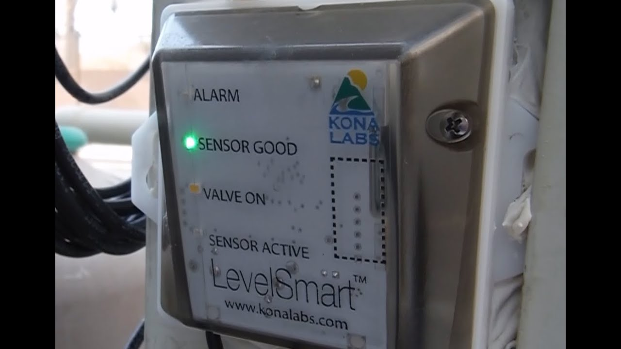 Levelsmart Wireless Autofill System Overview And Installation Youtube