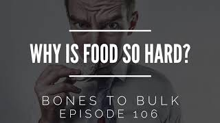 Why Is Food So Hard?