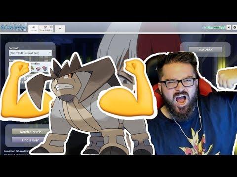 TERRAKION IS WAY TOO STRONG! (Pokemon Sun and Moon Showdown Live)