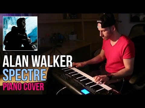 Alan Walker - Spectre | Piano Cover + Sheets