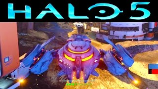 Halo 5 WARZONE GAMEPLAY | Full Match | Phaeton, Plasma Caster, Running Riot