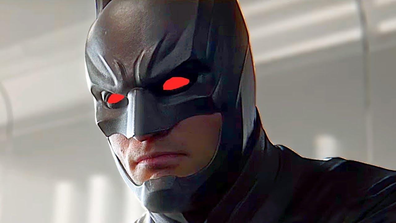 EVIL Batman & EVIL Superman Imprison Cena Supergirl - Injustiça 2 + vídeo