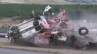 Motorsport Crashes and Fails 2018 Week 19