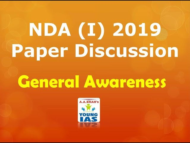 NDA (I) 2019 Paper discussion - GAT
