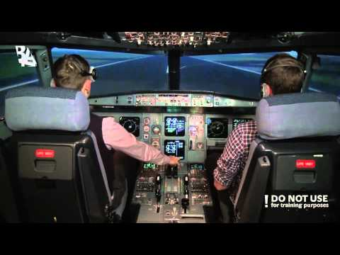Get TR'ed – Airbus A320 FFS type rating training (lesson 2, part 1) - Baltic Aviation Academy