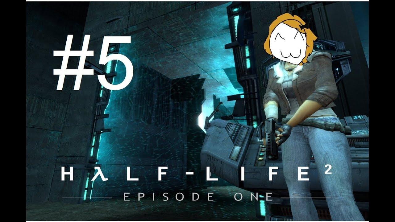 Half-Life 2: Cinematic Mod - Part 5 - YouTube