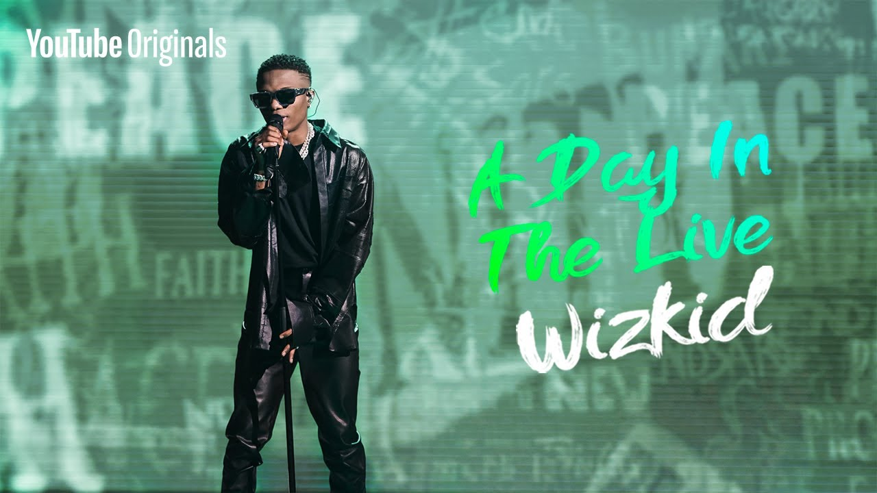 Wizkid feat. Skepta - Energy & Long-Time (Live)   A Day in the Live