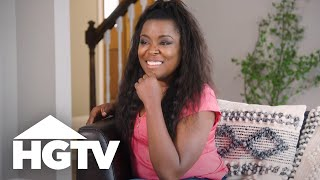 Tiffany Brooks Reacts to Design Star Winning Moment | HGTV