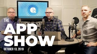 APP SHOW Podcast - Oct 13 - Tesla Karaoke (Again), MacOS Catalina, and Science Apps
