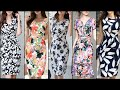 Gorgeous And Fabulous Stylish Floral Print Bodycon /Sheath Dresses For Office Girls