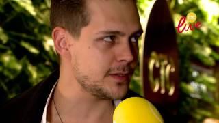 Звезды Отеля Элеон дают интервью о премьере