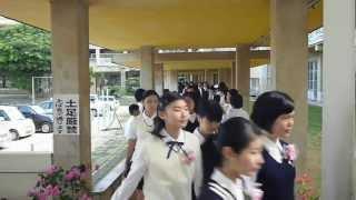 石垣小卒業式(1)