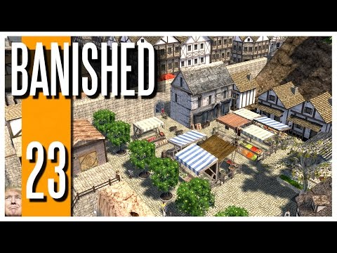 Banished - Ep.23 : The Wall!