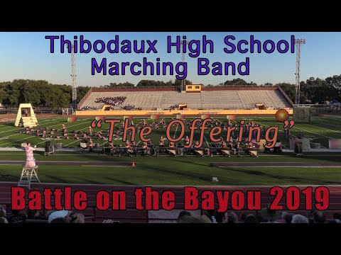 Battle on the Bayou Festival 2019 - Thibodaux High School