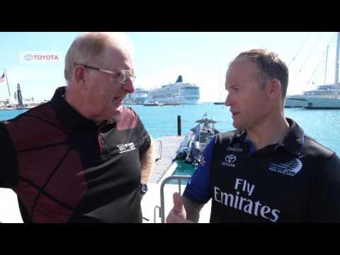 LVAC Playoff Semi Final Race Day 1 Preview: Glenn Ashby