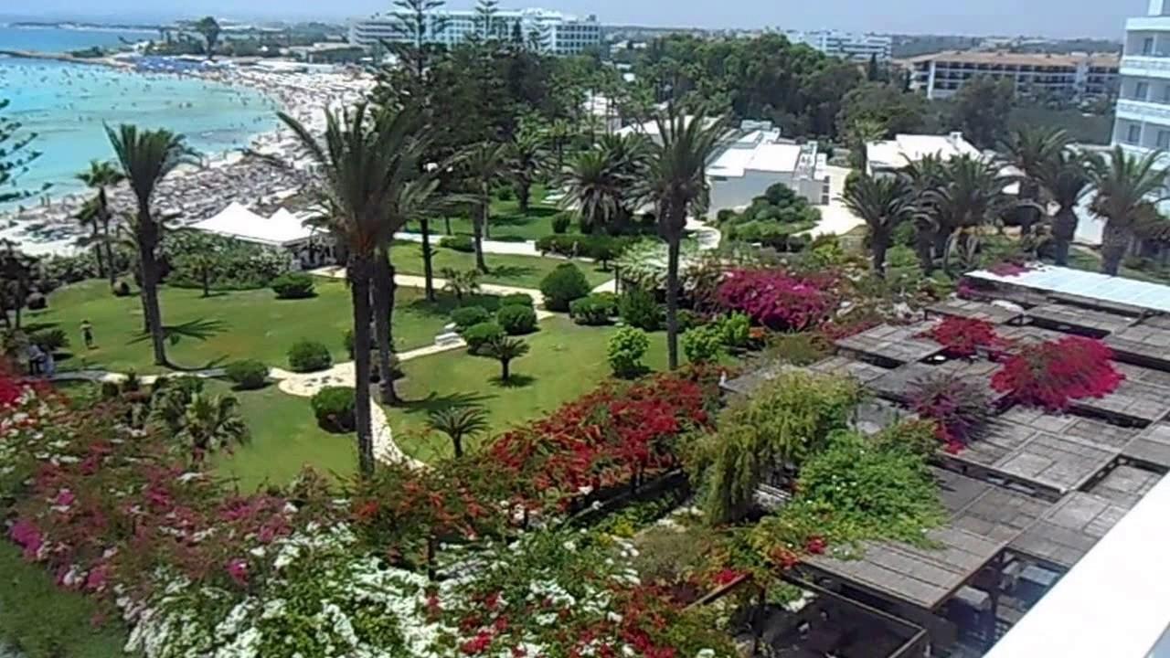 Melissi Beach Hotel 4* (Ayia Napa/Cyprus) - YouTube