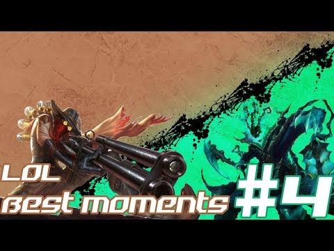 League of Legends | BEST MOMENTS #4!!!!!!!! (Dynamic bot duo!!!!)