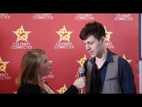 Kurt Hugo Schneider Interview at Celebroty Connected Gifting Suite