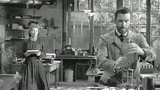 Madame Curie - the Lab