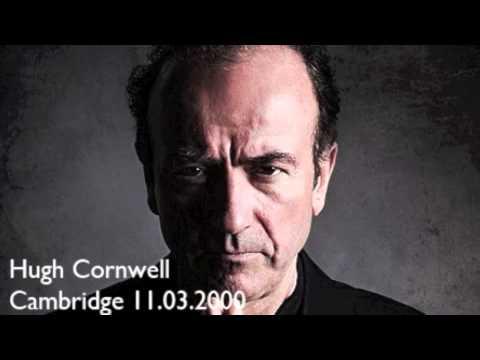 Hugh Cornwell   Cambridge 11 03 2000